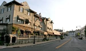 Downtown Benardsville NJ