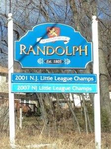 Randolph New Jersey
