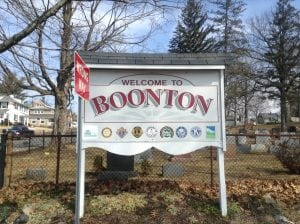 Boonton New Jersey
