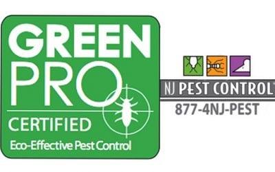 GreenPro Certified Pest Control
