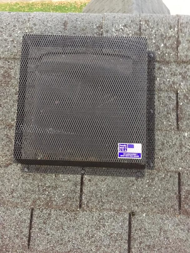 Exhaust Vents Dryer Vents Roof Vents Nj Pest Control